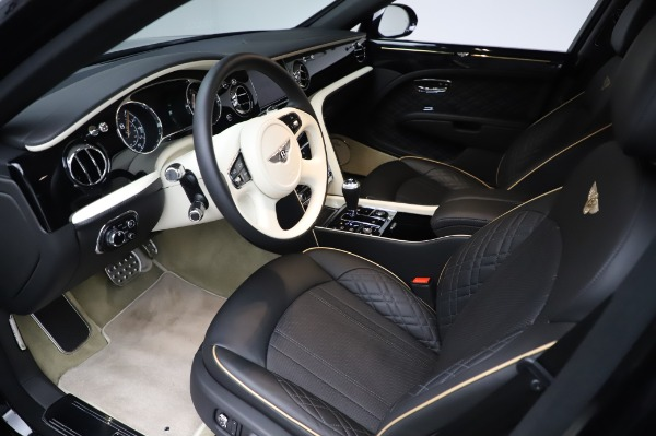 Used 2018 Bentley Mulsanne Speed for sale Sold at Rolls-Royce Motor Cars Greenwich in Greenwich CT 06830 21