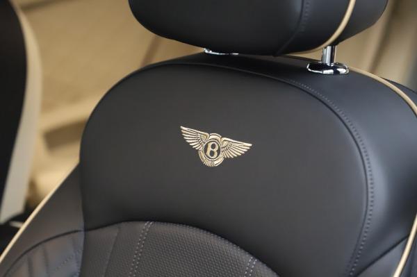 Used 2018 Bentley Mulsanne Speed for sale $239,900 at Rolls-Royce Motor Cars Greenwich in Greenwich CT 06830 24
