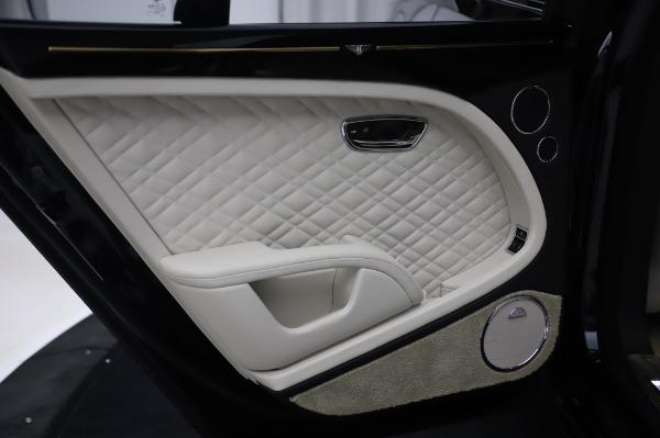 Used 2018 Bentley Mulsanne Speed for sale $239,900 at Rolls-Royce Motor Cars Greenwich in Greenwich CT 06830 25