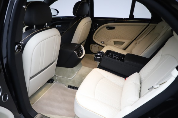 Used 2018 Bentley Mulsanne Speed for sale Sold at Rolls-Royce Motor Cars Greenwich in Greenwich CT 06830 26