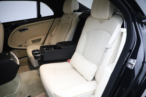 Used 2018 Bentley Mulsanne Speed for sale Sold at Rolls-Royce Motor Cars Greenwich in Greenwich CT 06830 27