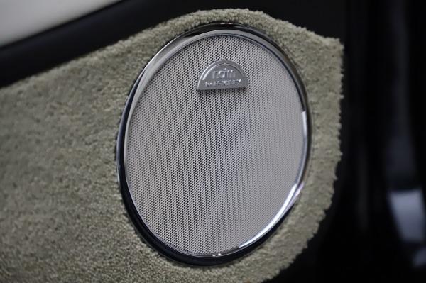 Used 2018 Bentley Mulsanne Speed for sale $239,900 at Rolls-Royce Motor Cars Greenwich in Greenwich CT 06830 28