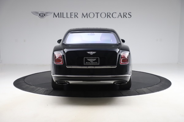 Used 2018 Bentley Mulsanne Speed for sale $239,900 at Rolls-Royce Motor Cars Greenwich in Greenwich CT 06830 6