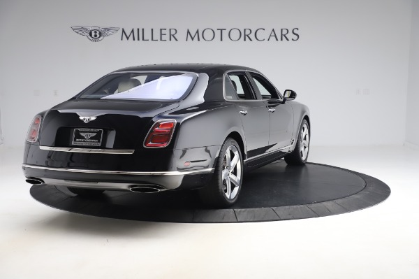 Used 2018 Bentley Mulsanne Speed for sale Sold at Rolls-Royce Motor Cars Greenwich in Greenwich CT 06830 7