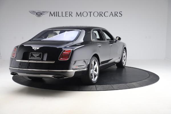 Used 2018 Bentley Mulsanne Speed for sale $239,900 at Rolls-Royce Motor Cars Greenwich in Greenwich CT 06830 7