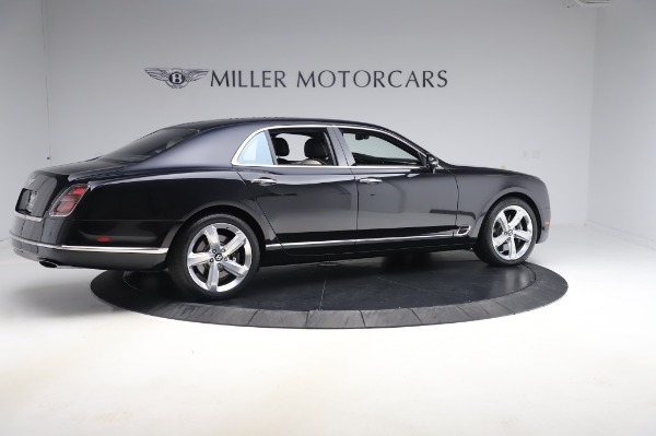 Used 2018 Bentley Mulsanne Speed for sale Sold at Rolls-Royce Motor Cars Greenwich in Greenwich CT 06830 8