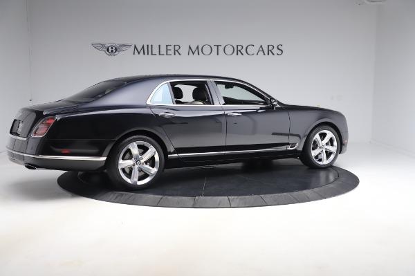 Used 2018 Bentley Mulsanne Speed for sale $239,900 at Rolls-Royce Motor Cars Greenwich in Greenwich CT 06830 8