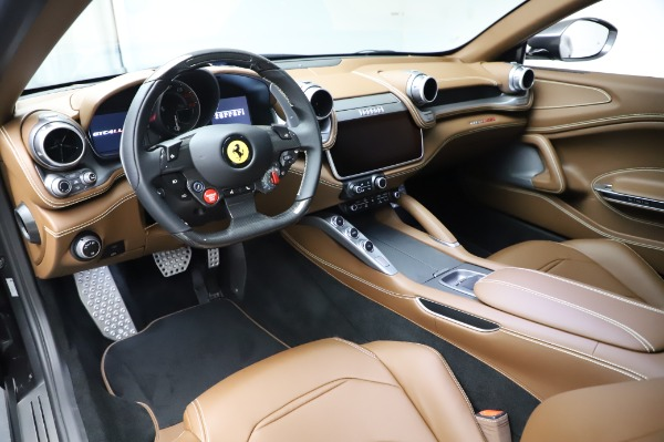 Used 2020 Ferrari GTC4Lusso for sale Call for price at Rolls-Royce Motor Cars Greenwich in Greenwich CT 06830 13