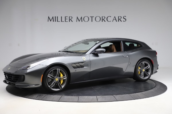 Used 2020 Ferrari GTC4Lusso for sale Call for price at Rolls-Royce Motor Cars Greenwich in Greenwich CT 06830 2