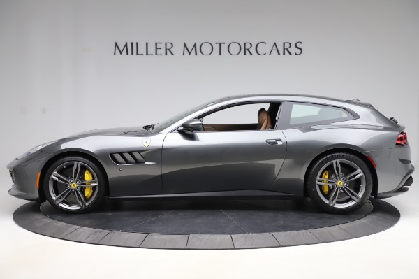 Used 2020 Ferrari GTC4Lusso for sale Call for price at Rolls-Royce Motor Cars Greenwich in Greenwich CT 06830 3