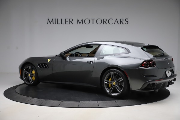 Used 2020 Ferrari GTC4Lusso for sale Call for price at Rolls-Royce Motor Cars Greenwich in Greenwich CT 06830 4