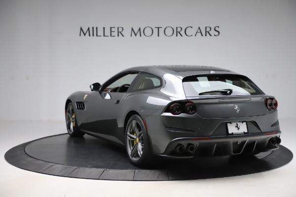 Used 2020 Ferrari GTC4Lusso for sale Call for price at Rolls-Royce Motor Cars Greenwich in Greenwich CT 06830 5