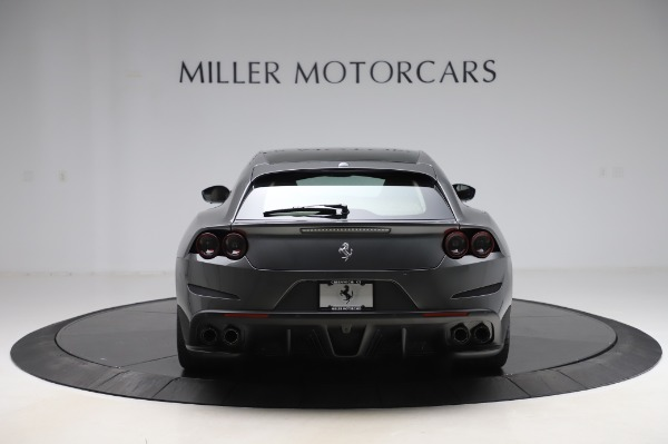 Used 2020 Ferrari GTC4Lusso for sale Call for price at Rolls-Royce Motor Cars Greenwich in Greenwich CT 06830 6