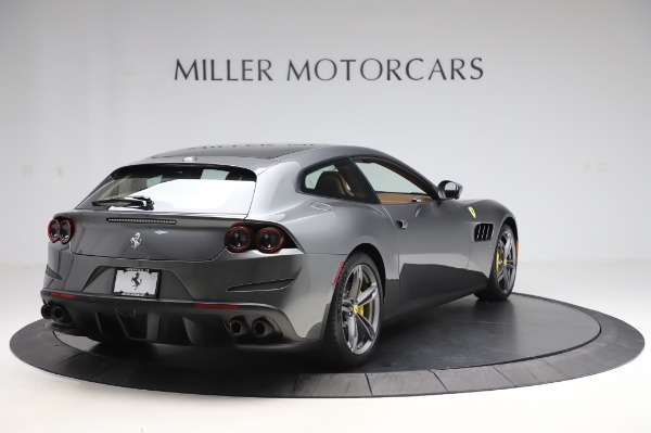 Used 2020 Ferrari GTC4Lusso for sale Call for price at Rolls-Royce Motor Cars Greenwich in Greenwich CT 06830 7