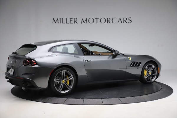 Used 2020 Ferrari GTC4Lusso for sale Call for price at Rolls-Royce Motor Cars Greenwich in Greenwich CT 06830 8