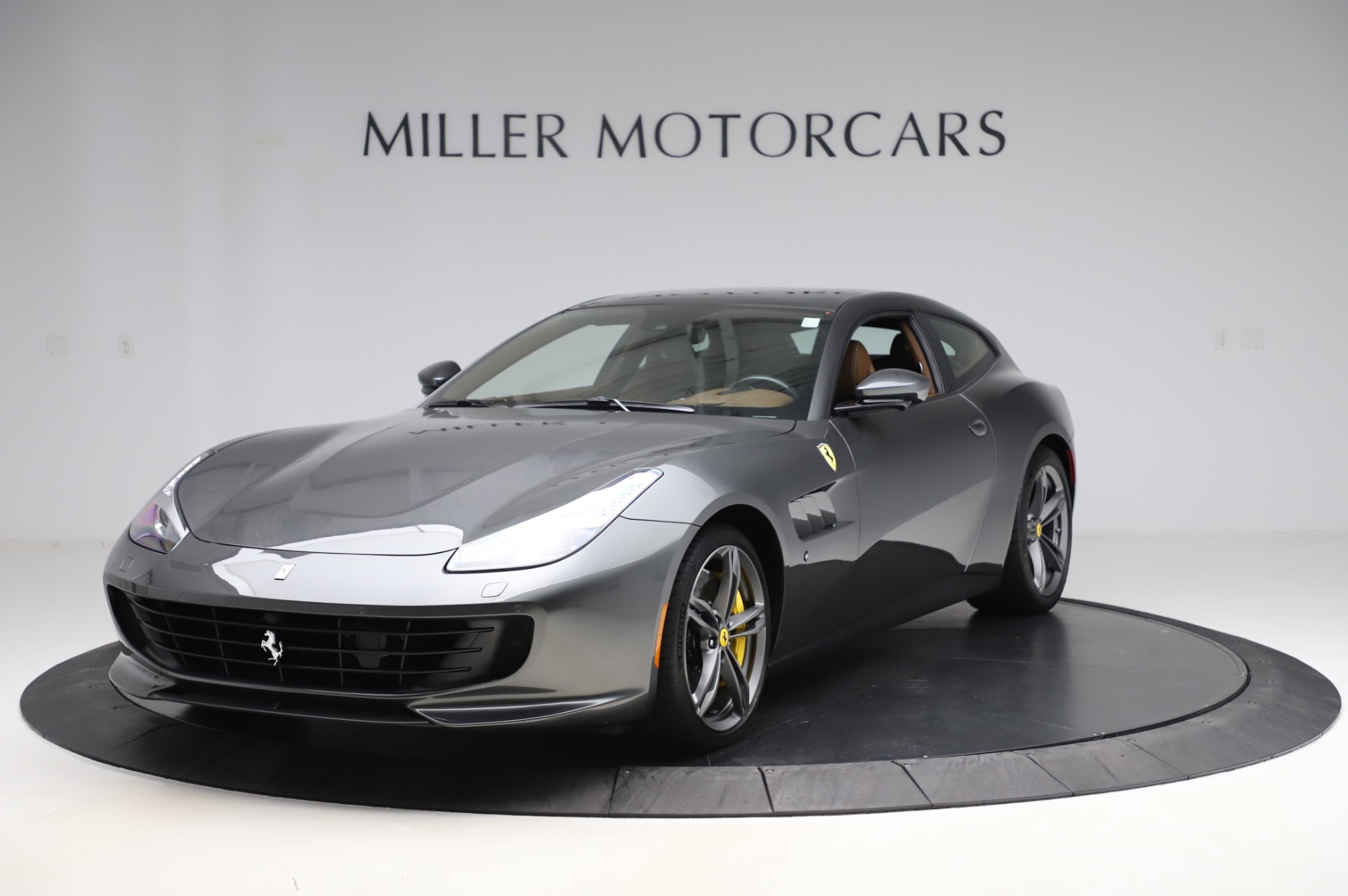 Used 2020 Ferrari GTC4Lusso for sale Call for price at Rolls-Royce Motor Cars Greenwich in Greenwich CT 06830 1