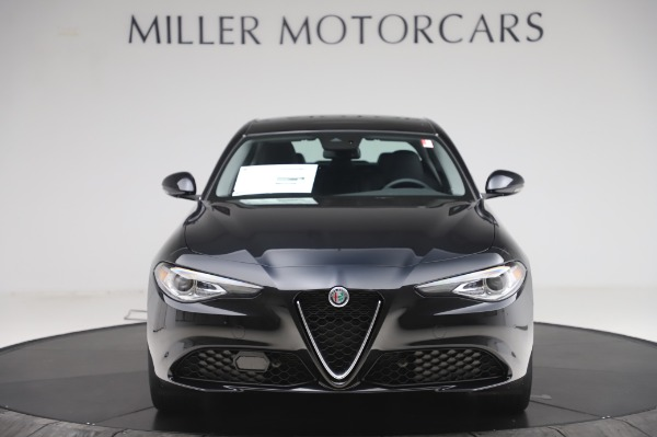 New 2020 Alfa Romeo Giulia Ti Lusso Q4 for sale $46,195 at Rolls-Royce Motor Cars Greenwich in Greenwich CT 06830 12