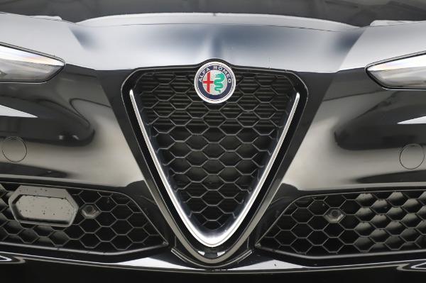New 2020 Alfa Romeo Giulia Ti Lusso Q4 for sale $51,195 at Rolls-Royce Motor Cars Greenwich in Greenwich CT 06830 13