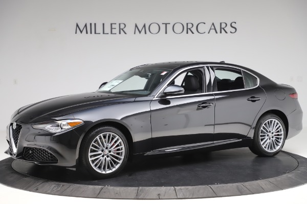 New 2020 Alfa Romeo Giulia Ti Lusso Q4 for sale $51,195 at Rolls-Royce Motor Cars Greenwich in Greenwich CT 06830 2