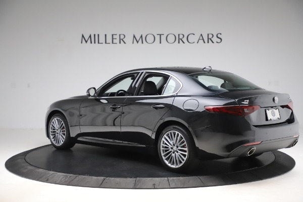 New 2020 Alfa Romeo Giulia Ti Lusso Q4 for sale $46,195 at Rolls-Royce Motor Cars Greenwich in Greenwich CT 06830 4