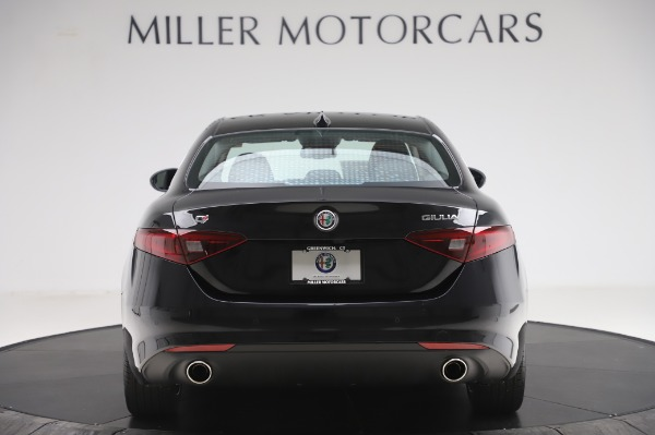 New 2020 Alfa Romeo Giulia Ti Lusso Q4 for sale $46,195 at Rolls-Royce Motor Cars Greenwich in Greenwich CT 06830 6