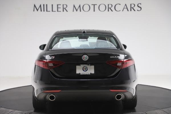 New 2020 Alfa Romeo Giulia Ti Lusso Q4 for sale $51,195 at Rolls-Royce Motor Cars Greenwich in Greenwich CT 06830 6