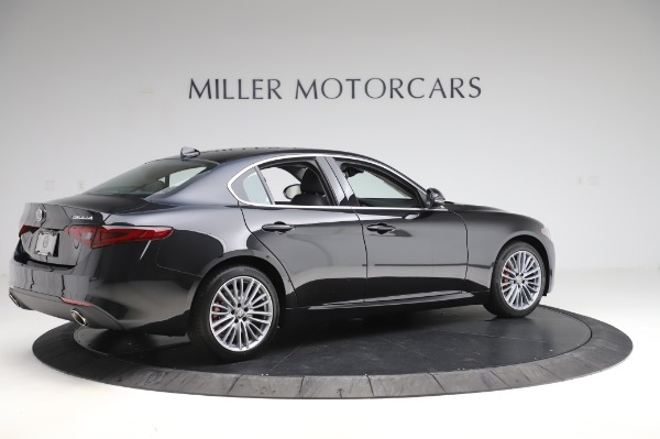 New 2020 Alfa Romeo Giulia Ti Lusso Q4 for sale $46,195 at Rolls-Royce Motor Cars Greenwich in Greenwich CT 06830 8
