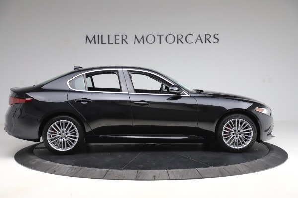 New 2020 Alfa Romeo Giulia Ti Lusso Q4 for sale $46,195 at Rolls-Royce Motor Cars Greenwich in Greenwich CT 06830 9