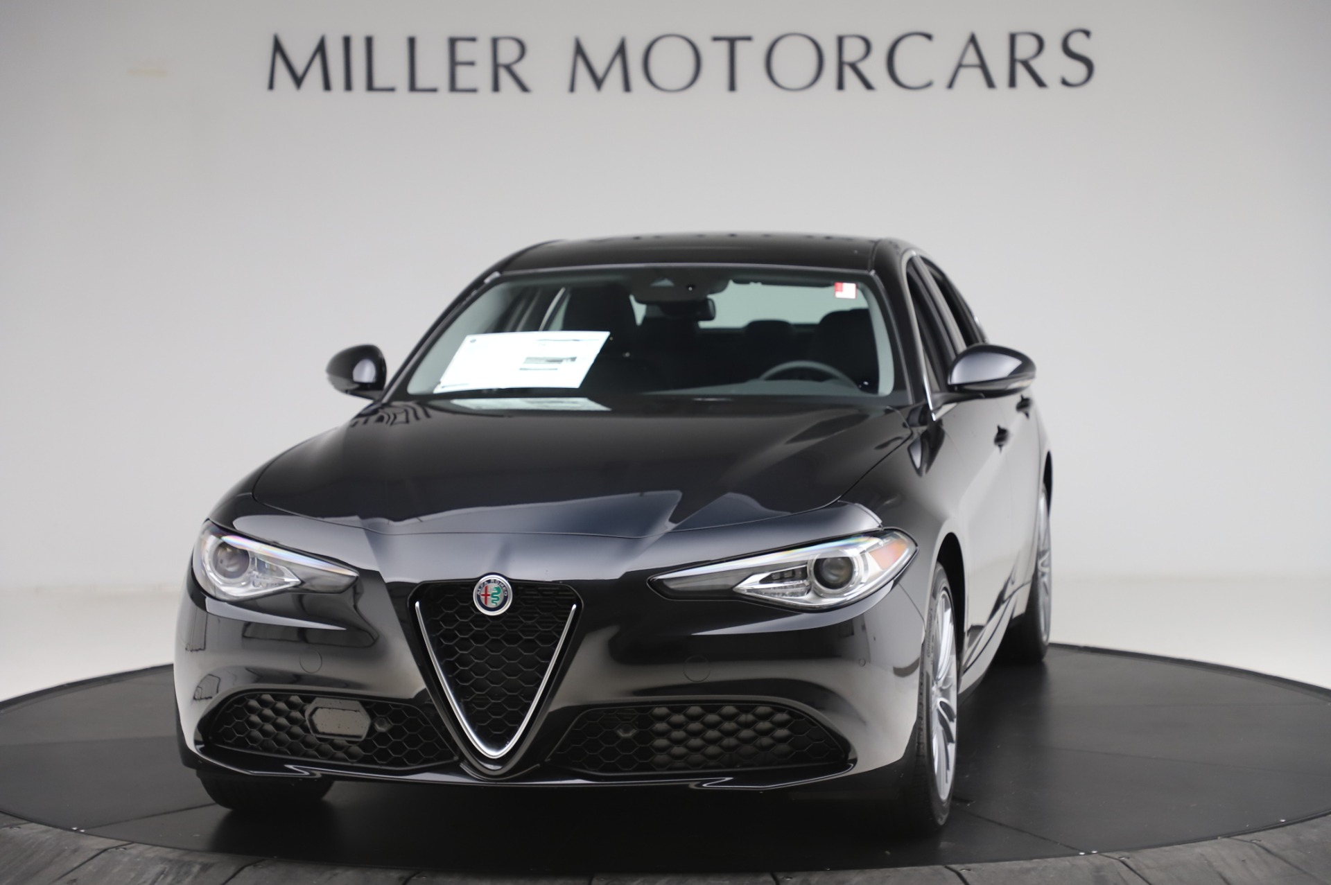 New 2020 Alfa Romeo Giulia Ti Lusso Q4 for sale $51,195 at Rolls-Royce Motor Cars Greenwich in Greenwich CT 06830 1