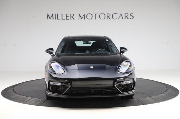 Used 2017 Porsche Panamera Turbo for sale $95,900 at Rolls-Royce Motor Cars Greenwich in Greenwich CT 06830 12