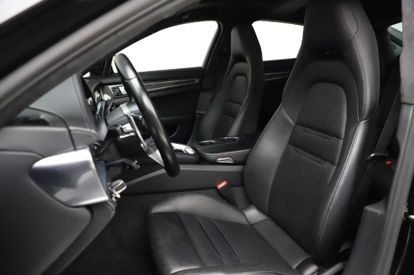 Used 2017 Porsche Panamera Turbo for sale $95,900 at Rolls-Royce Motor Cars Greenwich in Greenwich CT 06830 15