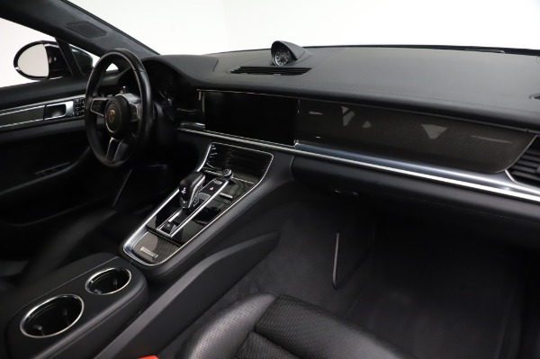 Used 2017 Porsche Panamera Turbo for sale $95,900 at Rolls-Royce Motor Cars Greenwich in Greenwich CT 06830 19