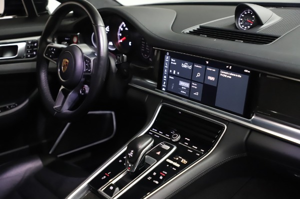 Used 2017 Porsche Panamera Turbo for sale $95,900 at Rolls-Royce Motor Cars Greenwich in Greenwich CT 06830 25