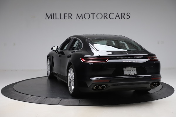 Used 2017 Porsche Panamera Turbo for sale $95,900 at Rolls-Royce Motor Cars Greenwich in Greenwich CT 06830 5