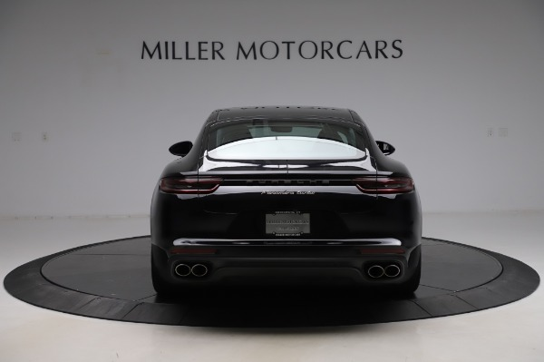 Used 2017 Porsche Panamera Turbo for sale $95,900 at Rolls-Royce Motor Cars Greenwich in Greenwich CT 06830 6