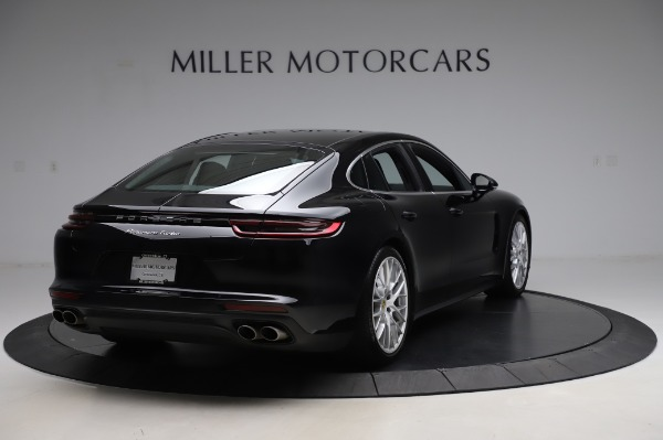 Used 2017 Porsche Panamera Turbo for sale $95,900 at Rolls-Royce Motor Cars Greenwich in Greenwich CT 06830 7
