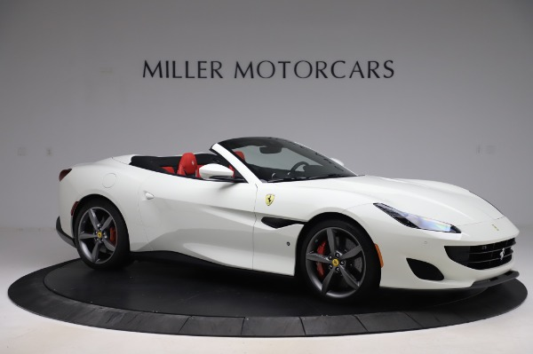 Used 2020 Ferrari Portofino Base for sale Call for price at Rolls-Royce Motor Cars Greenwich in Greenwich CT 06830 10