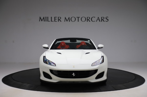Used 2020 Ferrari Portofino Base for sale Call for price at Rolls-Royce Motor Cars Greenwich in Greenwich CT 06830 12