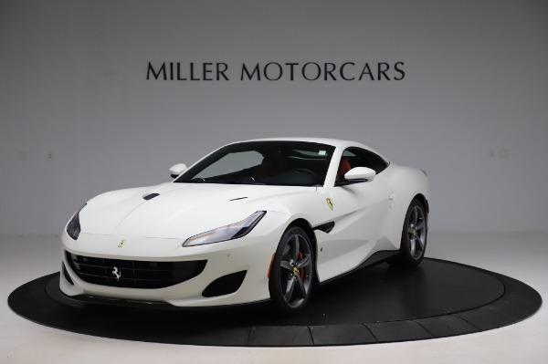 Used 2020 Ferrari Portofino Base for sale Call for price at Rolls-Royce Motor Cars Greenwich in Greenwich CT 06830 13