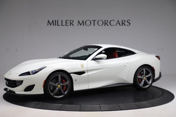 Used 2020 Ferrari Portofino Base for sale Call for price at Rolls-Royce Motor Cars Greenwich in Greenwich CT 06830 14