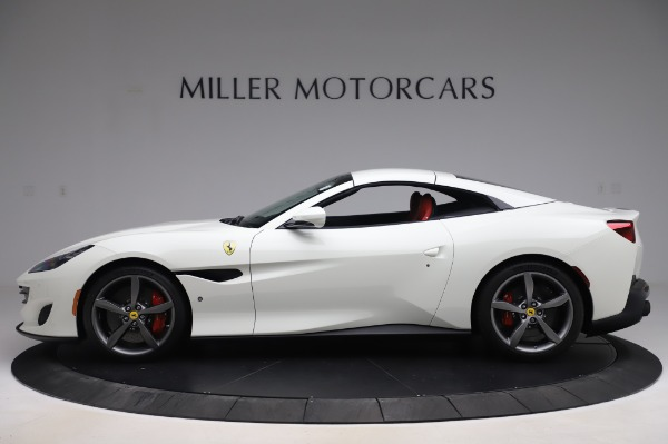 Used 2020 Ferrari Portofino Base for sale Call for price at Rolls-Royce Motor Cars Greenwich in Greenwich CT 06830 15