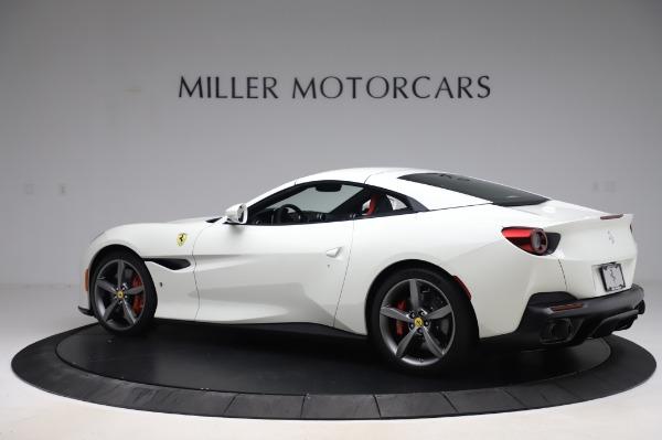 Used 2020 Ferrari Portofino Base for sale Call for price at Rolls-Royce Motor Cars Greenwich in Greenwich CT 06830 16