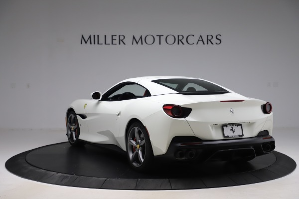 Used 2020 Ferrari Portofino Base for sale Call for price at Rolls-Royce Motor Cars Greenwich in Greenwich CT 06830 17