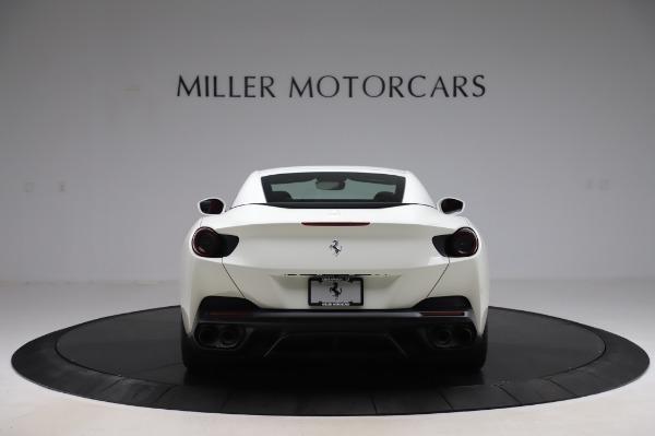 Used 2020 Ferrari Portofino Base for sale Call for price at Rolls-Royce Motor Cars Greenwich in Greenwich CT 06830 18