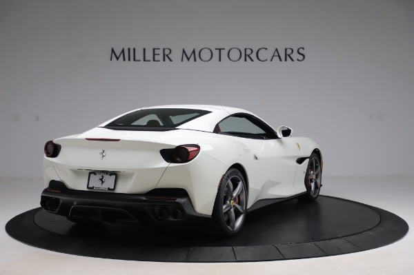 Used 2020 Ferrari Portofino Base for sale Call for price at Rolls-Royce Motor Cars Greenwich in Greenwich CT 06830 19