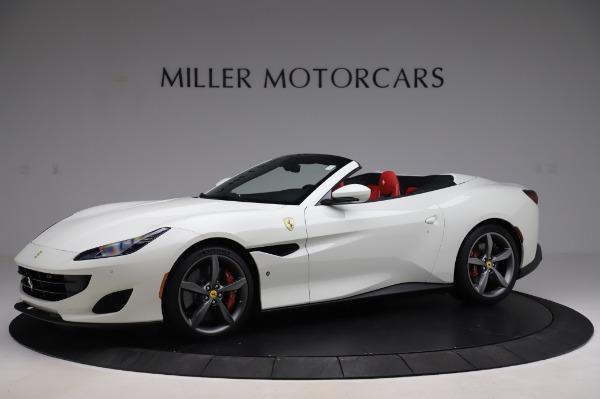Used 2020 Ferrari Portofino Base for sale Call for price at Rolls-Royce Motor Cars Greenwich in Greenwich CT 06830 2