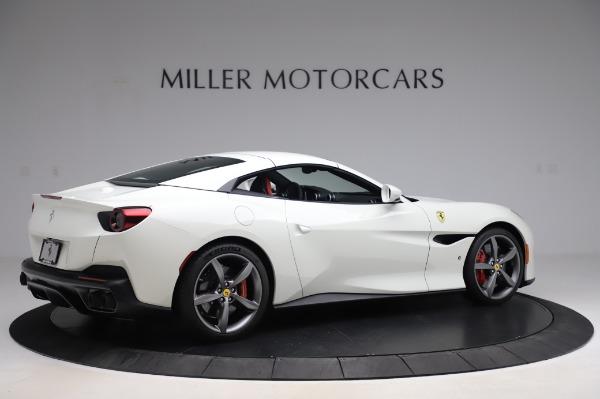 Used 2020 Ferrari Portofino Base for sale Call for price at Rolls-Royce Motor Cars Greenwich in Greenwich CT 06830 20