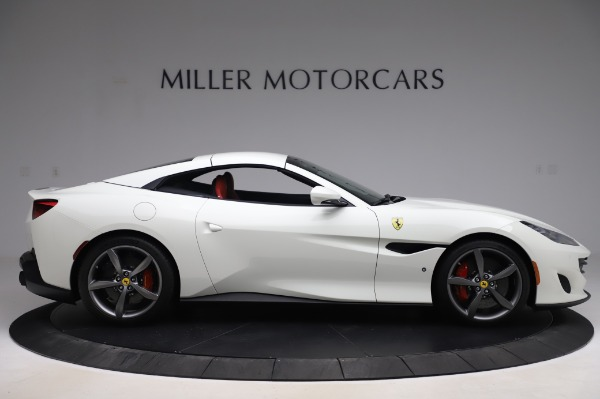 Used 2020 Ferrari Portofino Base for sale Call for price at Rolls-Royce Motor Cars Greenwich in Greenwich CT 06830 21