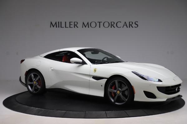 Used 2020 Ferrari Portofino Base for sale Call for price at Rolls-Royce Motor Cars Greenwich in Greenwich CT 06830 22