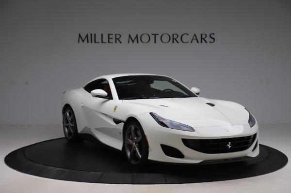 Used 2020 Ferrari Portofino Base for sale Call for price at Rolls-Royce Motor Cars Greenwich in Greenwich CT 06830 23